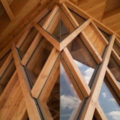 سقف متعدد الميول تنفيذ Drevo - Construção e Reabilitação em Madeira, Unipessoal, Lda