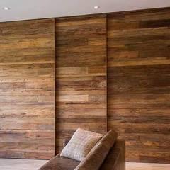 Inspirações: Paredes  por Drevo - Construção e Reabilitação em Madeira, Unipessoal, Lda