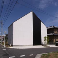 Casas de madera de estilo  por 石川淳建築設計事務所
