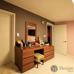 rustieke & brocante Mediakamer door Design Daroom 디자인다룸