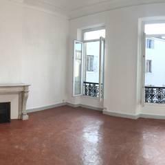 Rénovation Breteuil: Chambre de style  par Claire de Bodinat / Archidesign