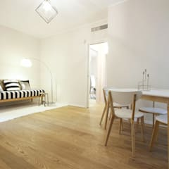 Home Staging Roma - CHome Nuova: Sala da pranzo in stile  di cHome Nuova
