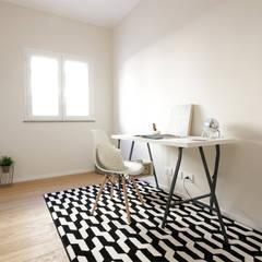 Home Staging Roma - CHome Nuova: Studio in stile  di cHome Nuova