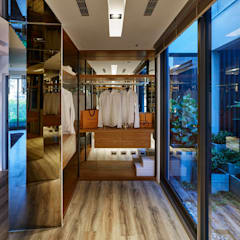 Ruang Ganti oleh 澤序空間設計有限公司, Modern
