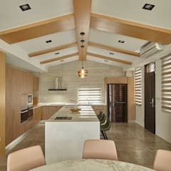 廚房:  廚房 by 澤序空間設計有限公司