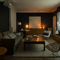 Media room by The Room Studio, Scandinavian