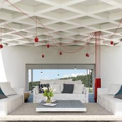 فيلا تنفيذ architetto stefano ghiretti, بحر أبيض متوسط