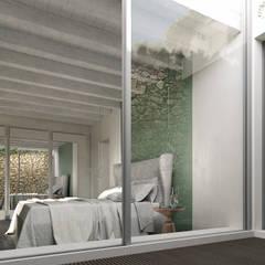 CASA BIANCA_101 من architetto stefano ghiretti بحر أبيض متوسط