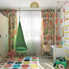 DESIGN PROJECT - LOFT: styl , w kategorii Pokój dla dziecka zaprojektowany przez Design studio TZinterior group