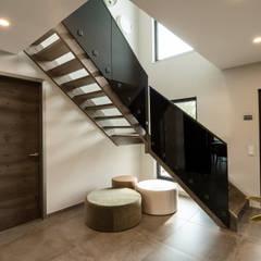 Stairs by FingerHaus GmbH - Bauunternehmen in Frankenberg (Eder)