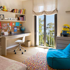 Girls Bedroom by The Room Studio