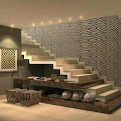 Stairs by AE ARQUINTERIORES