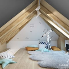 Baby room by Design studio TZinterior group