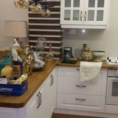 REYHAN MUTFAK I BANYO I DEKORASYON – VİLLA TADİLATI OVAAKÇA:  tarz Mutfak üniteleri