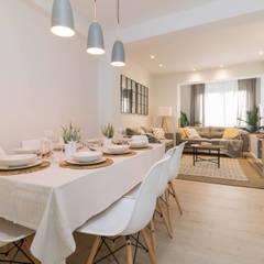 Comedor: Comedores de estilo  de Become a Home