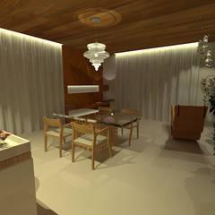 Projeto Comercial - Hotel/Suíte: Hotéis  por DI_Barbetti