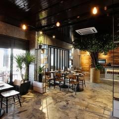 Olijasca Nourishment Cafe:  Bars & clubs by Northmos Sdn Bhd