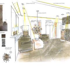 Projekty,  Biurowce zaprojektowane przez Stil House Innenausbau GmbH