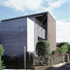 منازل تنفيذ JWA,Jun Watanabe & Associates