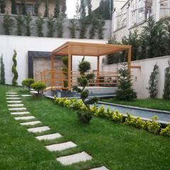 modernist peyzaj – 5: klasik tarz tarz Bahçe