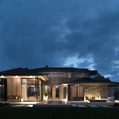 منزل عائلي صغير تنفيذ TISSU Architecture