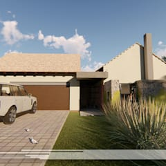 House Snyman:  Houses by Property Commerce Architects, Country