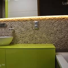 Otoczaki w lazience - pomysly: styl , w kategorii Jadalnia zaprojektowany przez Lux4home™