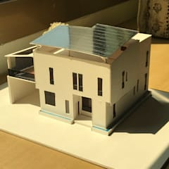 模型:  房子 by 劉勇信建築師事務所