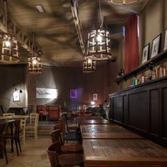 L'Ottavino - Osteria quotidiana: Gastronomia in stile  di Studio Materia