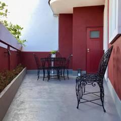 Mcar: Terraços  por TUU - BUILDING DESIGN MANAGEMENT