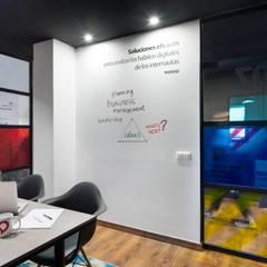 Domesticando el Branding: Oficinas y Tiendas de estilo  de Egue y Seta
