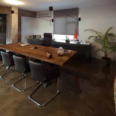 Boyman Arslan Architects – Maxtrans Ofis:  tarz Ofisler ve Mağazalar