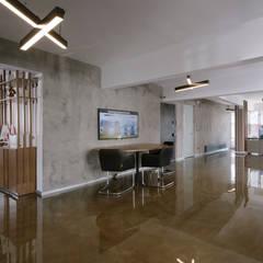 Boyman Arslan Architects – Maxtrans Ofis:  tarz Ofis Alanları