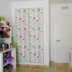 : Habitaciones de niñas de estilo  de Juana Basat