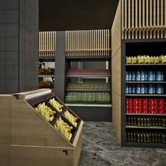 Shoppings y centros comerciales de estilo  por ERSA MİMARLIK