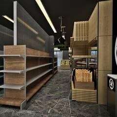 Trung tâm mua sắm by ERSA MİMARLIK