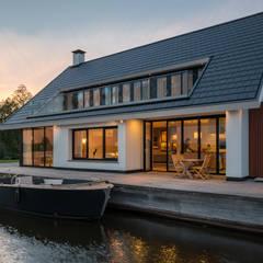 Maximale Öffnung:  Terrasse von Solarlux GmbH