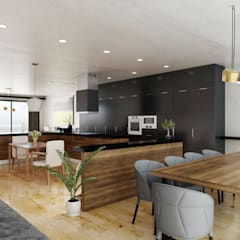 Living Area 2:  Living room by 7Storeys