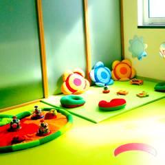 Construção de Creche, Jardim de Infância e ATL - Biscoitos: Escolas  por PE. Projectos de Engenharia, LDa