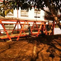Projeto Manutenção/Qualificação EBI Biscoitos: Escolas  por PE. Projectos de Engenharia, LDa