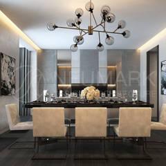 Legend Apartment. Апартаменты в Легенде.: Столовые комнаты в . Автор – NEUMARK