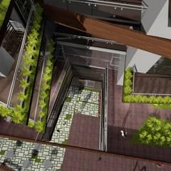 Rumah pasif oleh Vida Arquitectura