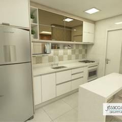 Cozinha: Cozinhas clássicas por Arquiteta Jéssica Hoegenn - Arquitetura de Interiores