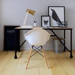 Renders de Interiores: Estudios y biblioteca de estilo  por Valantia Studio