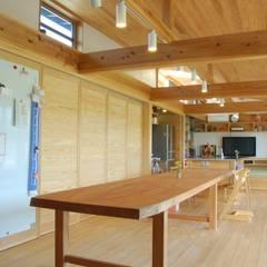 غرفة السفرة تنفيذ 田村建築設計工房