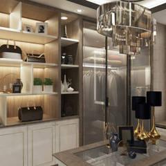 Ankleidezimmer von Enrich Artlife & Interior Design Sdn Bhd