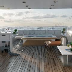 هواپیما و قایق های شخصی by Modellazione-3d.it