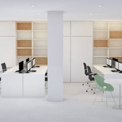 Office buildings by IAM Interiores