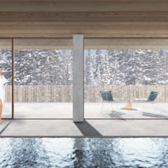 Spa by studio conte architetti