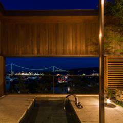 ห้องน้ำ by 株式会社 荒木造園設計